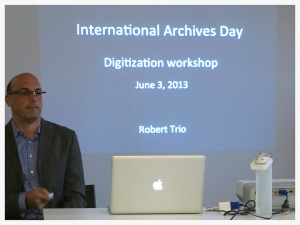 Archives workshop